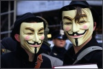 Anonymous stole 15 thousand passwords from North Korean site